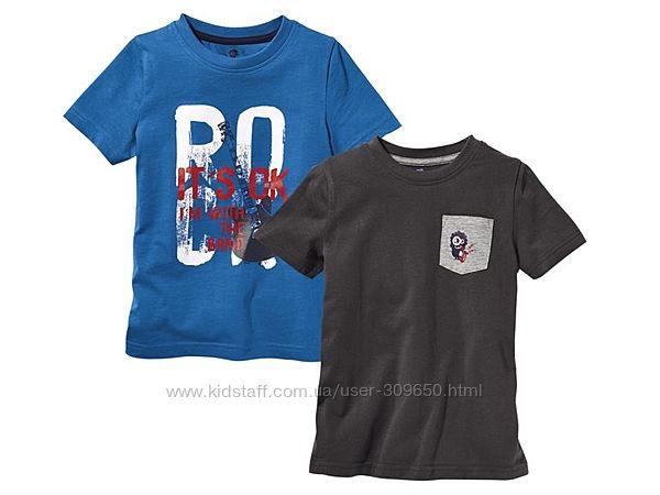 Набор футболок LUPILU 4-6лет