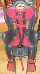 Детское велосипедное кресло Bellelli на багажник