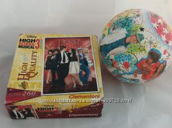 3D паззлы шар и настольные, High school musical