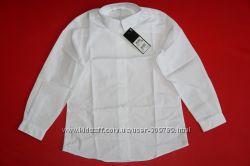 белая блуза Next 7 лет