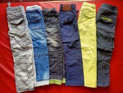Джинсы, брюки на рост 104-122 Disney C&A Palomino F&F Kiko