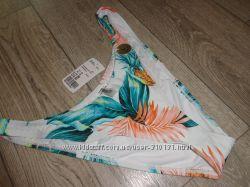 Фирменный купальник Forever 21 плавки с высокими вырезами США, качество