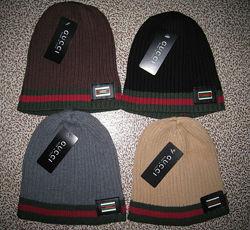 GUCCI шапки вязаные для взрослых и подростков шапка хлопок гуччи