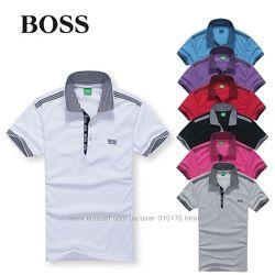 BOSS мужская футболка поло