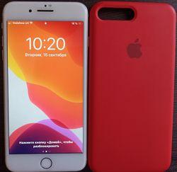 iPhone 7 Plus 128Gb неверлок чистый айклауд айфон 7 плюс 128гб