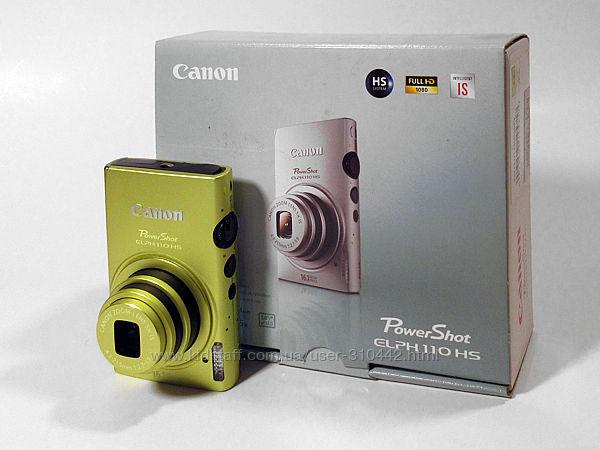 Фотокамера Canon PowerShot ELPH 110 / IXUS 125