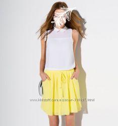 Белая блузка promod s-m