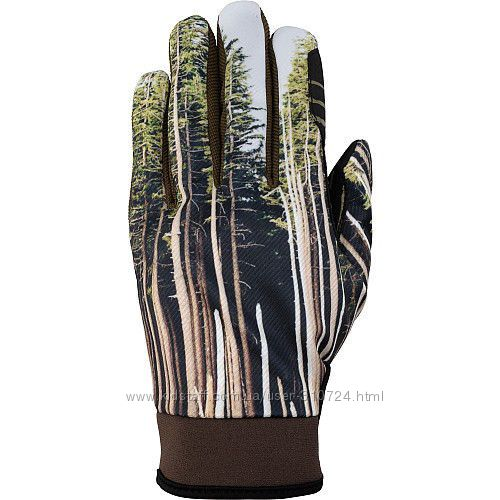 Перчатки Burton Spectre Men&acutes Gloves Color Blotto Big Trees Size Small
