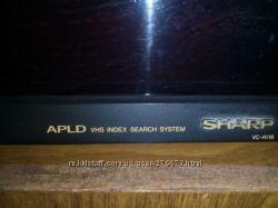 Продам видео-магнитафон Sharp VC-A116
