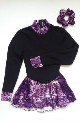Платье для фигурного катания, тренировочное, Mondor