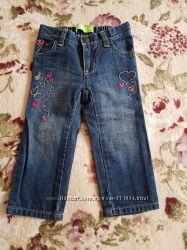 Наши джинсы Олдневи, комбинезоны на 9, 12 мес