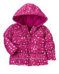 Теплая демисезонная курточка Crazy8