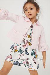 Яркие расцветки любимых сарафанов H&M. Англия.