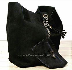 87f6a7ae7706 Сумка -шоппер. Натуральна замша. Италия, 750 грн. Женские сумки ...