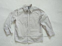 Рубашка Zara kids на 4-5 лет идеальное состояние