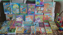 Настольные игры и развивающие игрушки