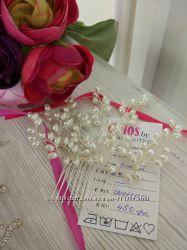 Свадебные гребни для волос