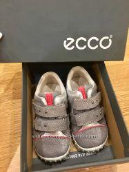 Ботиночки ботинки полуботинки  Ecco 21 р