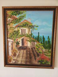 Картины на холсте маслом. Прекрасное украшение Вашего дома, Размер 50на60