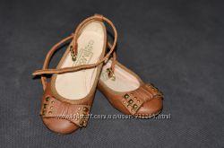 Туфли кожаные M&S , primigi размер 27