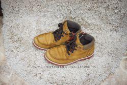 Ботинки Clarks 32. 5 разм 21, 5 см стелька