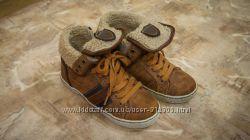 Утепленные ботинки, кеды 32 разм 20, 5 см стелька
