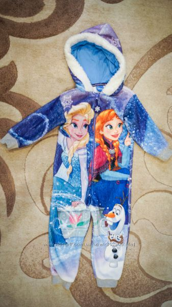 Комбинезон - человечек Disney Frozen 18-24 мес