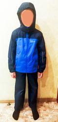 Демисезонный дождевик костюм Crane 122-128