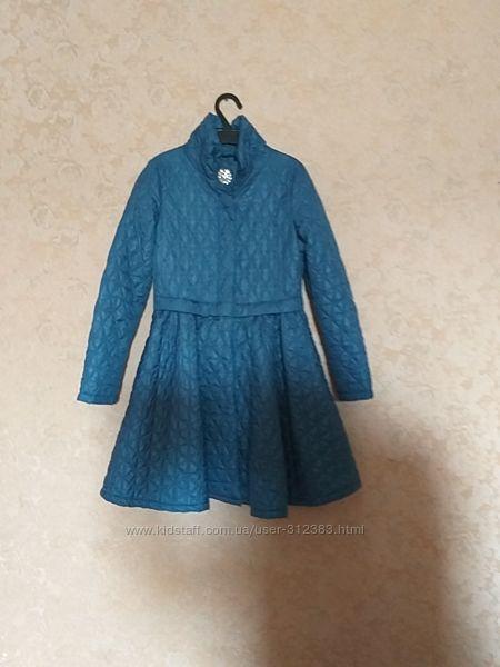 Демисезонное пальто Лукас р.152