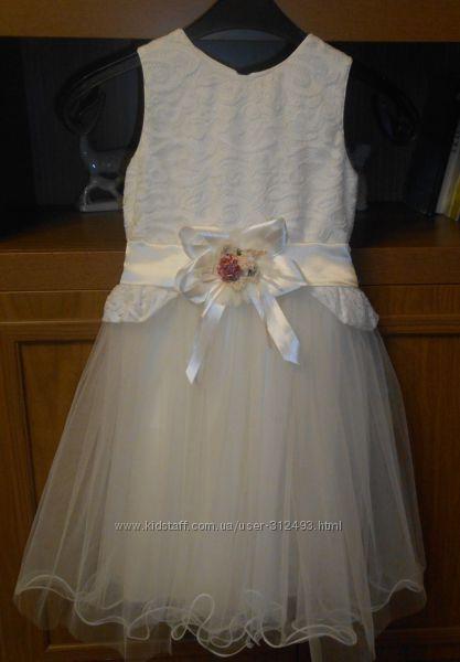 Платье праздничное, Suzie, 128 см