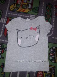 фирменные футболочки 92 110 122