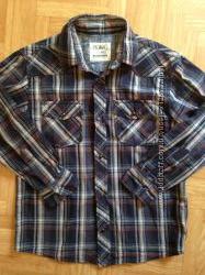 Стильная рубашка PD&C на 7 лет