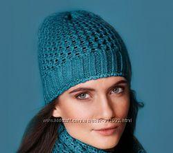 женская вязанная шапка ТСМ TCHIBO