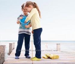 Флисовые брючки для ребенка  размер 74-80 ТСМ TCHIBO