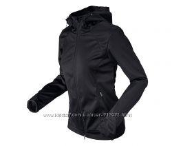 Женская куртка softshell, черный размер  евро 46 ТСМ TCHIBO
