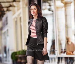 Джерси юбка из вискозы от ТСМ TCHIBO размер евро 36-38