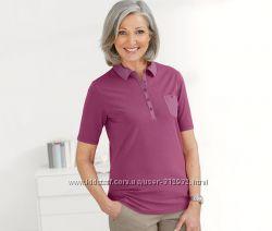 Женская футболка поло размер евро 36-38  евро 40-42 евро 48-50 ТСМ TCHIBO