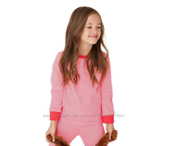 Детский пижамный реглан размер 122-128 146-152  ТСМ TCHIBO