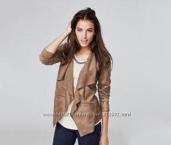 Симпатичная курточка с замшевой отделкой размер евро 46 ТСМ TCHIBO
