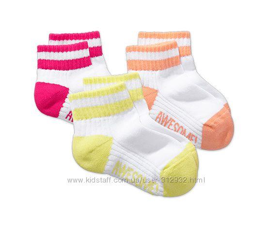 Детские спортивные носочки размер 31-34 в ассортименте ТСМ TCHIBO