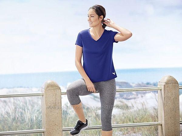 Женская функциональная спортивная футболка  размер М  Crivit Германия