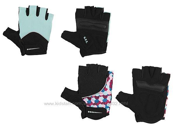 Классные перчатки для вело-мото спорта размер 7,5 Crivit
