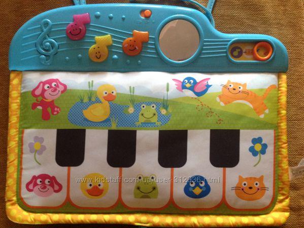 Піанінона для найменших на ліжечко розвиваюче