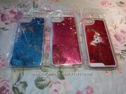 Новые чехлы с блестками для IPhone 7, цена шара