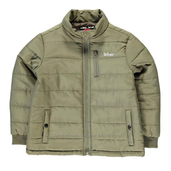 Новая куртка Lee Cooper 11-12 лет
