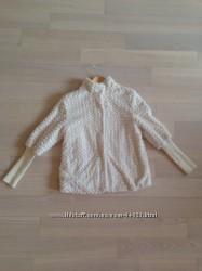 Изумительная меховая курточка Mayoral р. 162