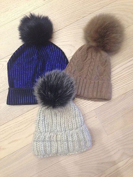 Очень теплые и качественные шапки