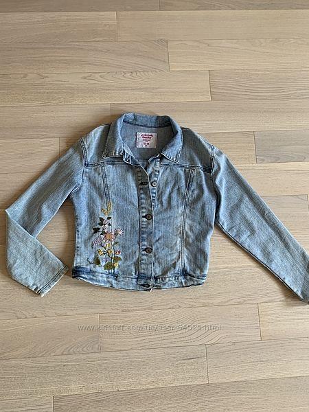 Джинсовая курточка Gloria Jeans р.12-14 лет
