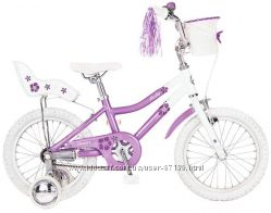 Велосипед для девочки 3-8 лет Giant HOLLY 16
