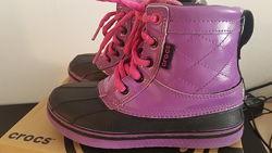 Ботинки Crocs р. J1